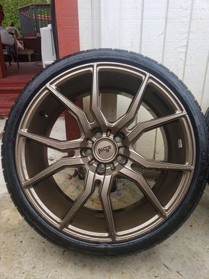 Niche Wheels and tires for Sale in Gresham, OR