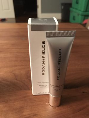 Rodan & Fields Active Hydration Bright Eye Complex New for Sale in Naperville, IL