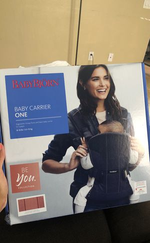 BABYBJÖRN BABY CARRIER for Sale in San Diego, CA