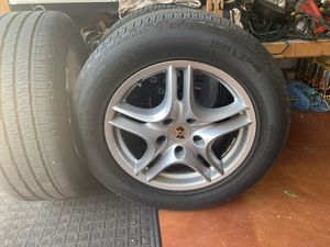 Porsche tires/rims for Sale in Ripon, CA
