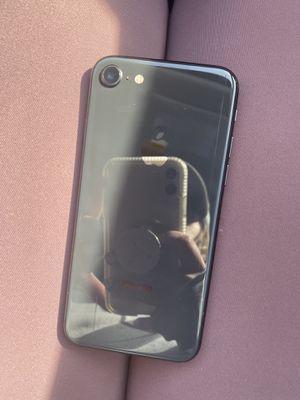 Apple iPhone 8 128g black for Sale in El Paso, TX