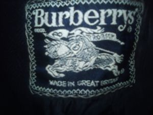 Burberry coat. for Sale in Apple Valley, CA
