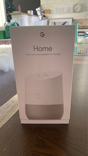 Google Home New in box for Sale in Lake Forest, CA