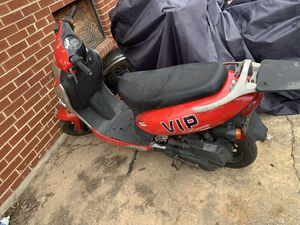 VIP 50cc scooter for Sale in Springfield, VA