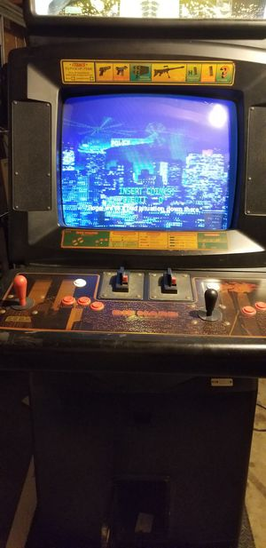 SEGA Die Hard Movie Arcade Game Machine for Sale in San Jose, CA