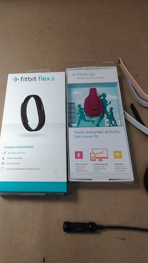 Lot of FitBit Activity Trackers & Accessories for Sale in La Habra, CA