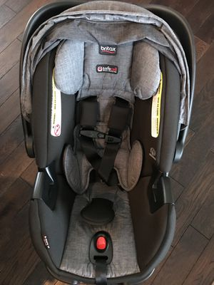 Britax Bsafe 35 Elite Infant Car seat for Sale in White Hall, WV