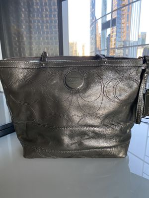 Coach Leather Handbag for Sale in Seattle, WA
