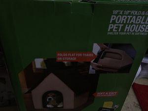 Portable dog. House for Sale in Virginia Beach, VA