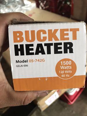 Bucket heater for Sale in Camarillo, CA