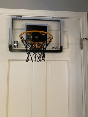Over door basketball hoop for Sale in East Amherst, NY