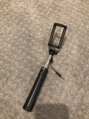 Selfie stick phone black Phillips very new for Sale in Arlington, VA