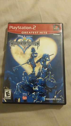 Kingdom Hearts - PS2 for Sale in Rancho Cucamonga, CA