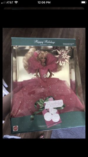 Happy Holidays Barbie for Sale in San Leandro, CA