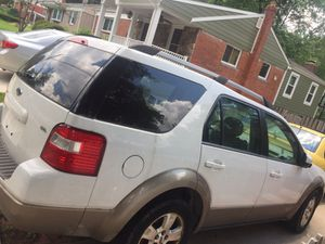 Ford freestyle 2005 182000 millas. 500 $ Transmission it doesn'' T work for Sale in Silver Spring, MD