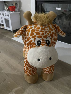 giraffe hobby horse for Sale in Corona, CA