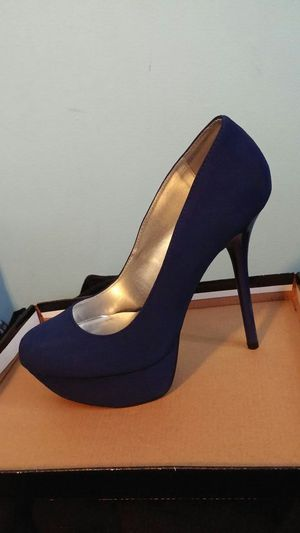 Blue pumps for Sale in Cheltenham, PA
