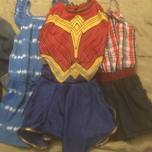 Girl clothes size 3, 4 and some 5t for Sale in Whittier, CA
