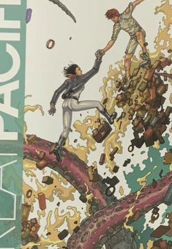 Great Pacific TPB Volume 1 Trashed Image Comics Joe Harris Martin Morazzo for Sale in Oregon City,  OR
