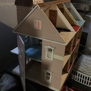 A Large Vintage Beautiful Doll House for Sale in St. Louis, MO