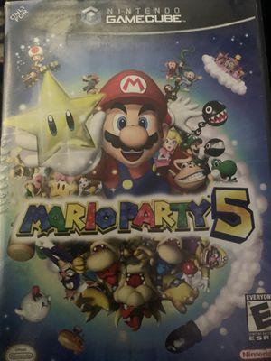 Mario Party 5 for Sale in Garden Grove, CA