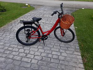 Electric Bicycle- ready to ride for Sale in Oakland Park, FL