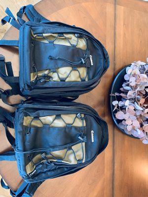 DSLR Camera Bag Backpacks Cannon $ ea. for Sale in Chandler, AZ