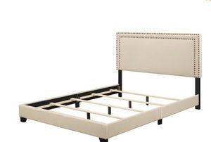 Queen size bed frame . for Sale in Chicago, IL