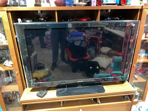 "50"" Samsung TV for Sale in Lincoln, RI"