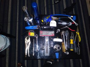Tools, flashlights, measuring tapes etc for Sale in Angier, NC