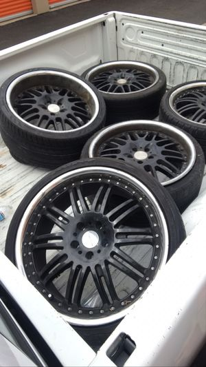 Black rims for Sale in Chula Vista, CA