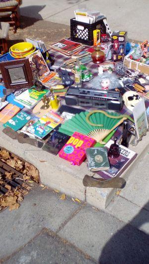 Yard Sale Corner of 28th @ S St midtown for Sale in Sacramento, CA