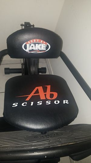 Ab Scissor workout machine for Sale in El Monte, CA