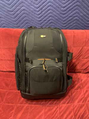 Case logic camera bag for Sale in The Bronx, NY
