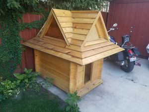 Custom Dog House for Sale in Chicago, IL