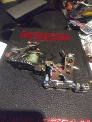 Two tattoo machines. 1 liner 1 shader. for Sale in Portland, OR