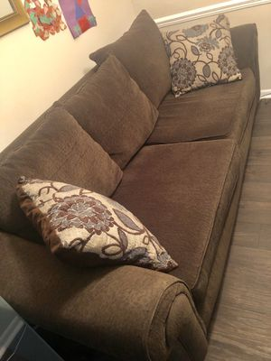Two couches for sale for Sale in Atlanta, GA