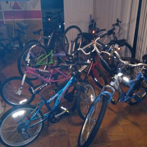 Christmas Delivery Bikes Or pick Up Perfect Condition Bikes Ladies Kids Mens Boys for Sale in Greenbelt, MD