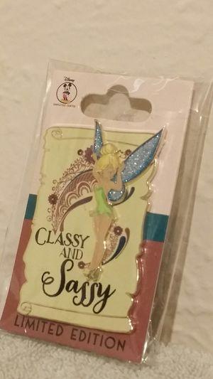 Disney pin Employee Center Tinker Bell LE for Sale in Phoenix, AZ