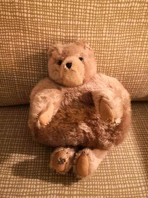 Antique Mohair Steiff 1900's Teddy Bear Muff for Sale in Tustin, CA
