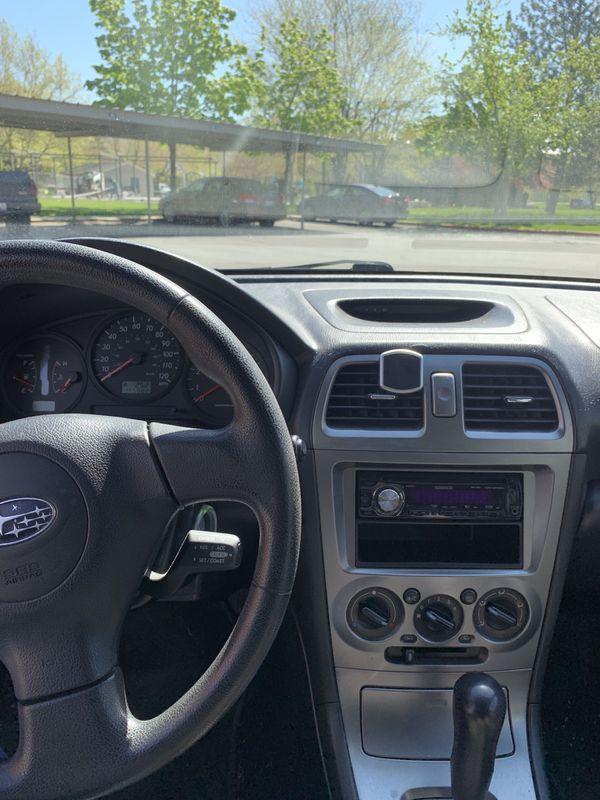 Subaru Impreza Wagon 2.5i Premium