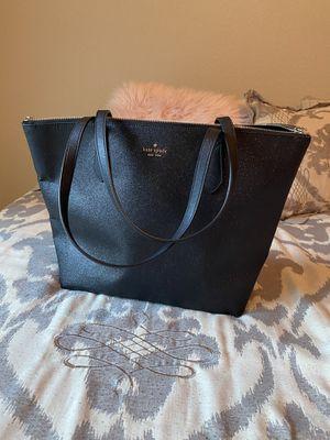 Black Large Kate Spade ♠️ tote bag for Sale in Modesto, CA