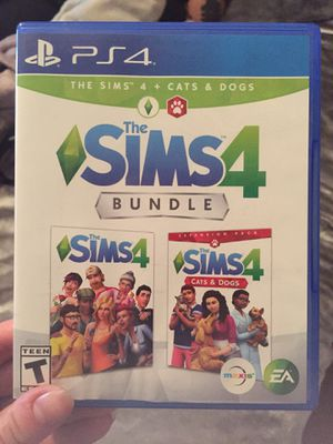 Sims 4 bundle for Sale in Columbia, TN