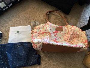 Kate Spade Stevie Diaper Bag for Sale in Puyallup, WA