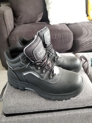 Sketchers composite toe work boots for Sale in Columbus, OH