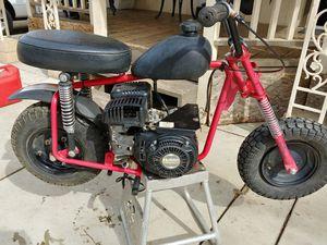 Mini bike subaru robin motor for Sale in Lake Elsinore, CA