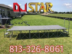 Stage for event for Sale in Ruskin, FL