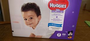 Huggies Size 3 for Sale in Fresno, CA