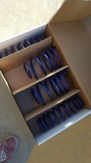 H@R lowering springs. for Sale in Riverside, CA