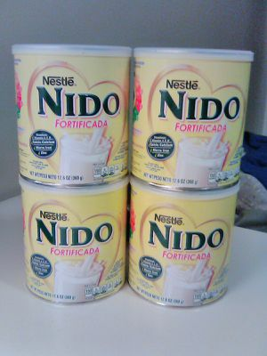 NESTLE NIDO 12.6 OZ CANS for Sale in Winston-Salem, NC